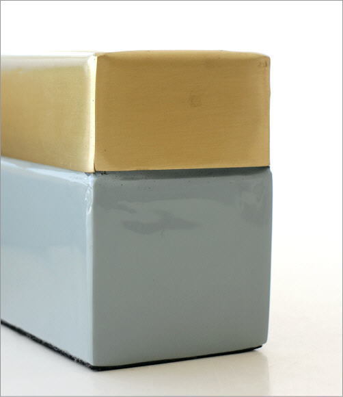 真鍮とエナメルのスリムボックス 2カラー(4)