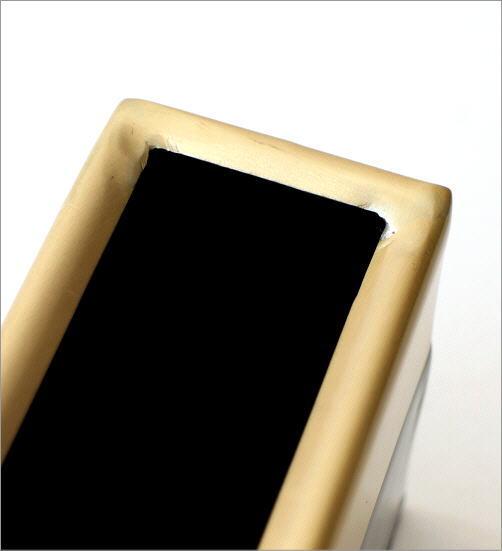 真鍮とエナメルのスリムボックス 2カラー(5)