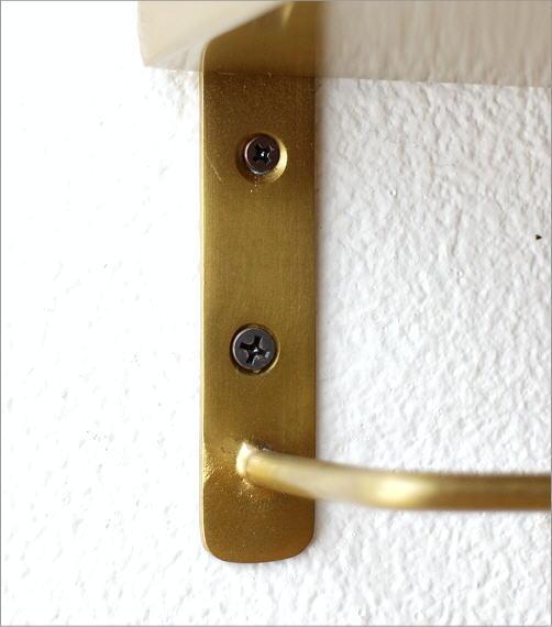 真鍮とエナメルのペーパーホルダー(3)