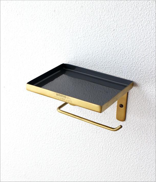 真鍮とエナメルのペーパーホルダー(5)