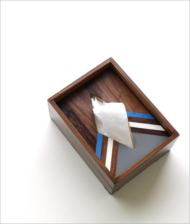 ボーンとウッドのポケットティッシュBOX A(1)