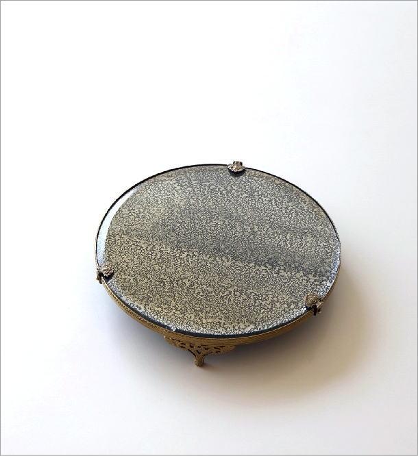 レトロミラーのサークルトレイ(4)