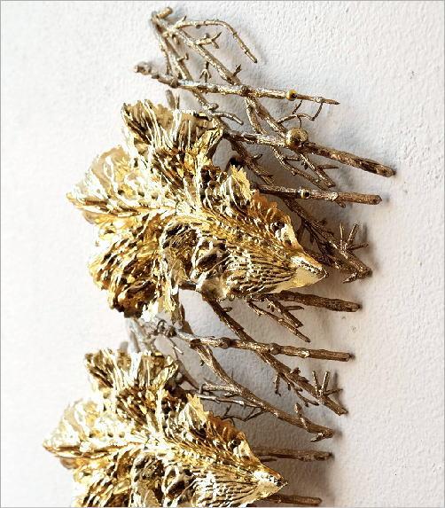 ゴールドリーフ&ツウィグデコ(2)