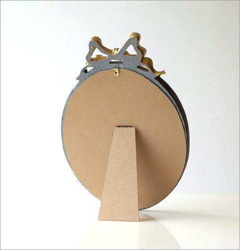 アンティークリボンミラー(3)