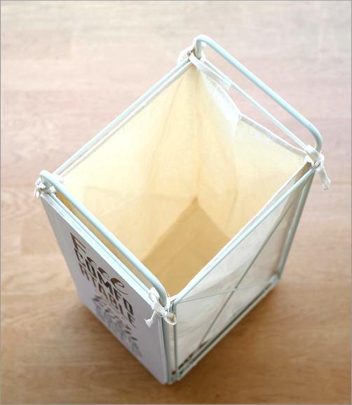 折りたたみロングバスケット2カラー(2)