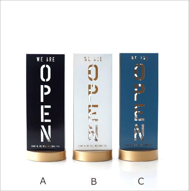 オープン・クローズライト3カラー(7)