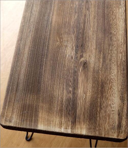 ウッド折り畳みテーブル レクタングル(4)