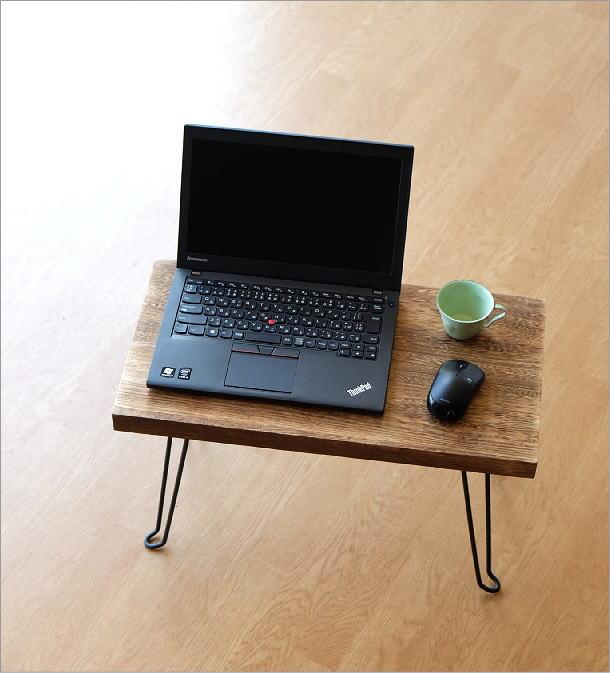 ウッド折り畳みテーブル スクエア(1)
