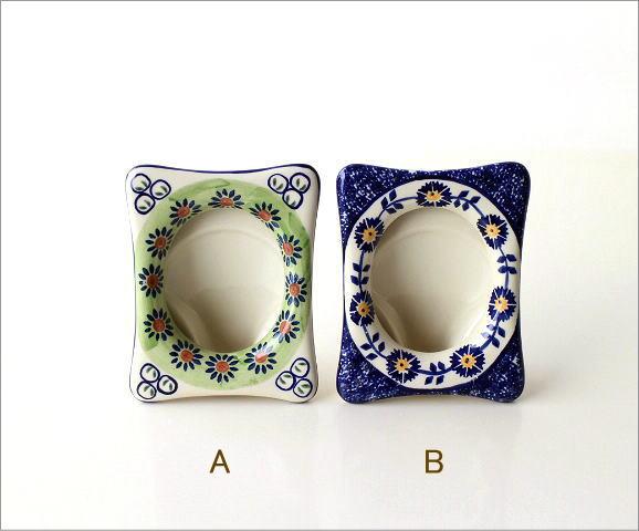 ポーランド陶器のフレーム 2タイプ(4)