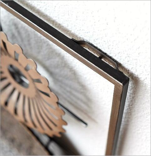 アイアンの壁飾り HAMON(3)
