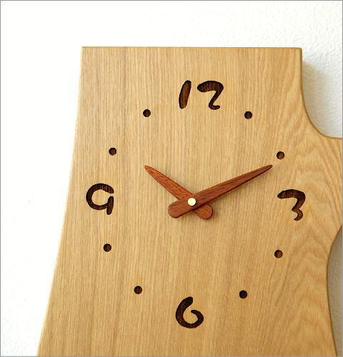 木の振り子時計 フクロウNA(2)