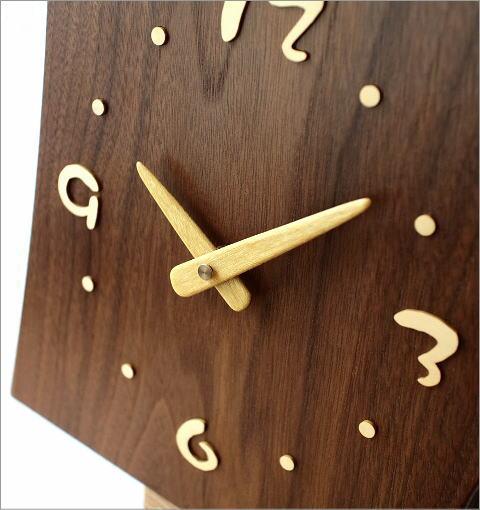 木の振り子時計 フクロウ(2)