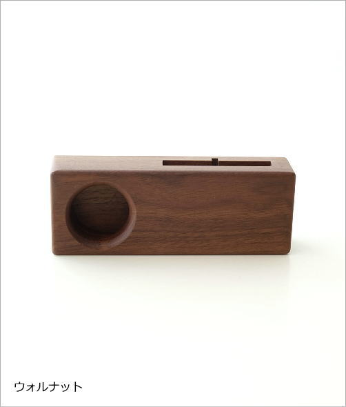 Woodスマホスピーカー シングル4タイプ(3)