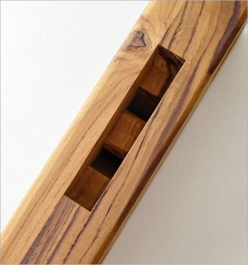 Woodスマホスピーカー ダブル42タイプ(4)