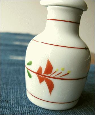 液だれしない陶器の醤油差し  楽らく醤油さし B(2)