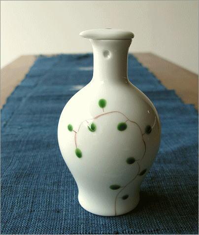 液だれしない陶器の醤油差し  楽らく醤油さし F(4)