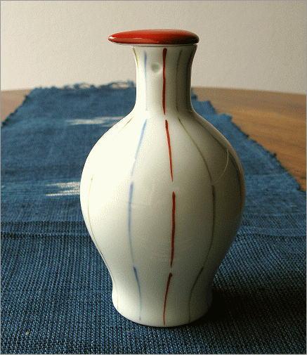 液だれしない陶器の醤油差し  楽らく醤油さし G(4)