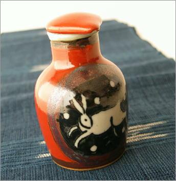 液だれしない 楽らく醤油さし H(2)