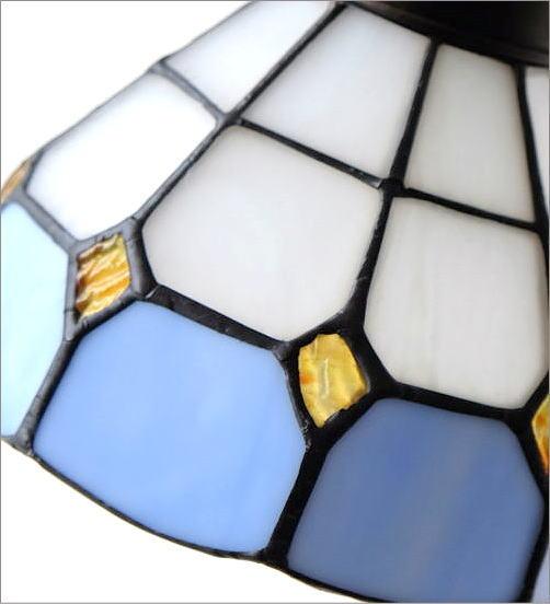 ステンドグラステーブルランプ リアナ(3)