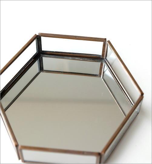 六角ミラートレー(2)
