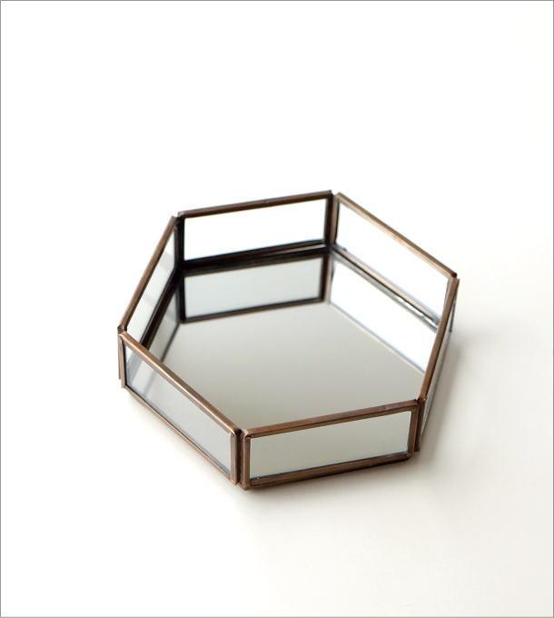 六角ミラートレー(4)