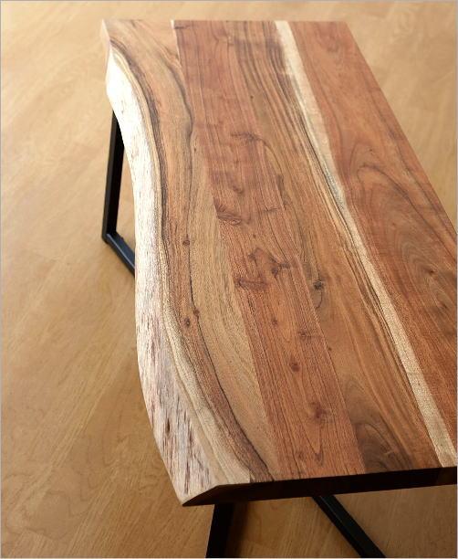 アカシアウッドローテーブル(3)