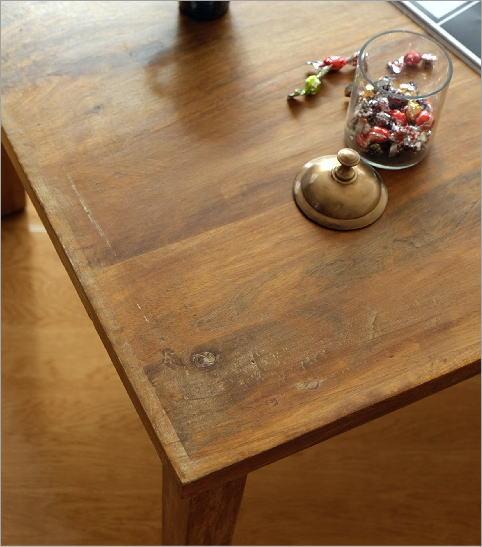 マンゴーウッド ローテーブル(2)