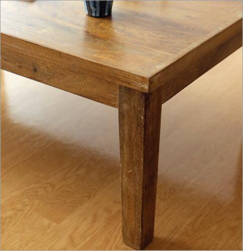 マンゴーウッド ローテーブル(3)