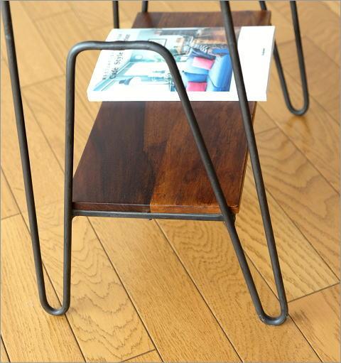 シーシャム2段サイドテーブル(3)