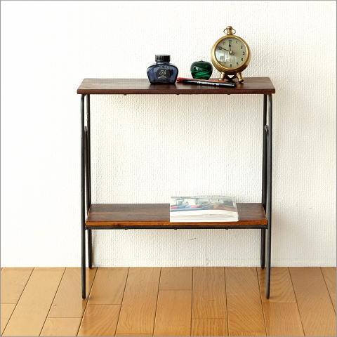 シーシャム2段サイドテーブル(5)