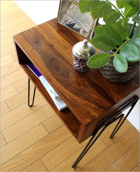 シーシャムボックスサイドテーブル B(2)