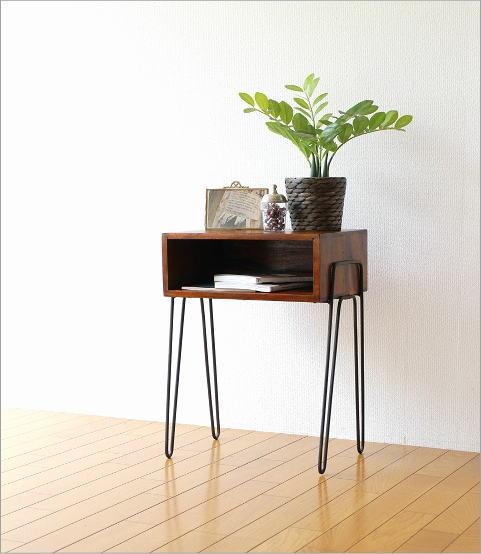 シーシャムボックスサイドテーブル B(7)