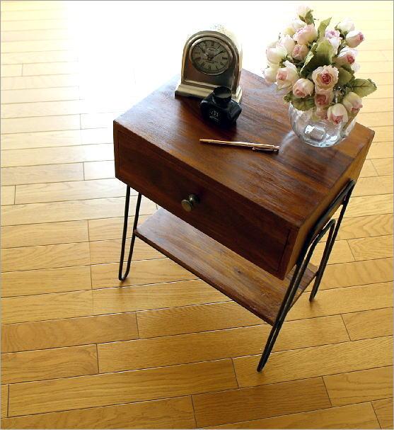 シーシャムボックスサイドテーブル A(1)