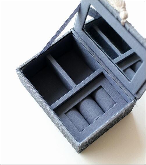 ザリ&ビーズ刺繍BOX 2カラー(3)