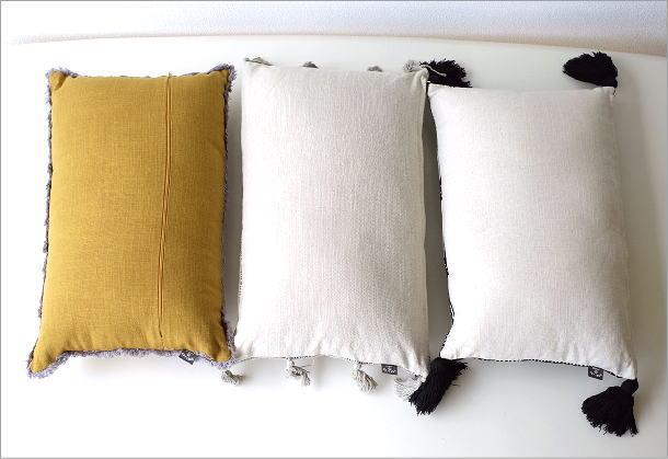 刺繍レクタングルクッション3タイプ(2)