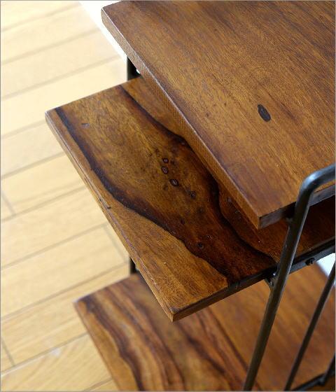 アイアンとシーシャムのサイドテーブル A(3)