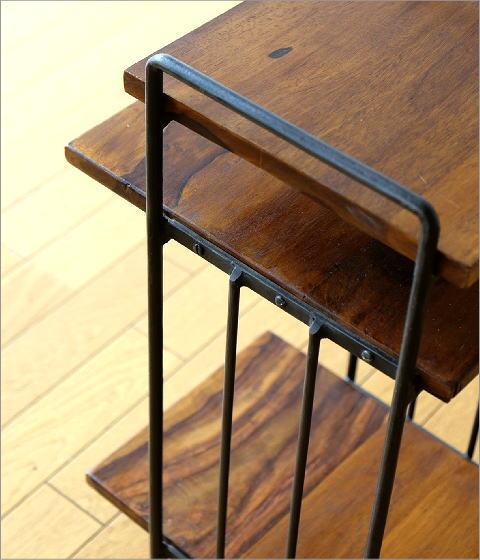アイアンとシーシャムのサイドテーブル A(4)