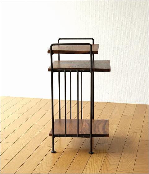 アイアンとシーシャムのサイドテーブル A(5)