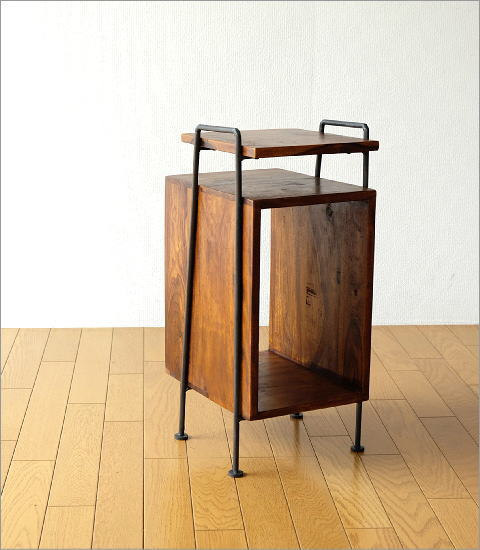 アイアンとシーシャムのサイドテーブル B(4)
