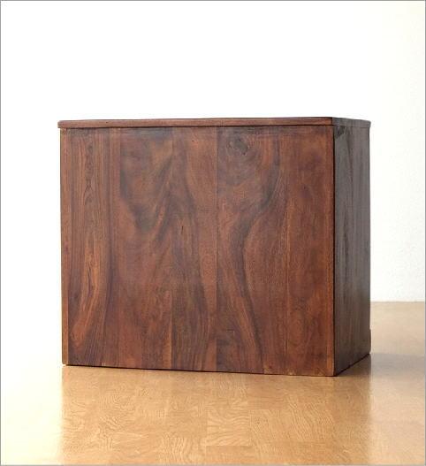 シーシャムウッド扉付きサイドボード(5)