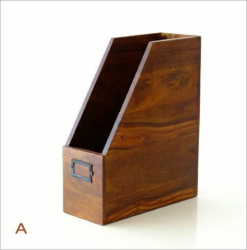 シーシャムウッド ファイルボックス2タイプ(5)