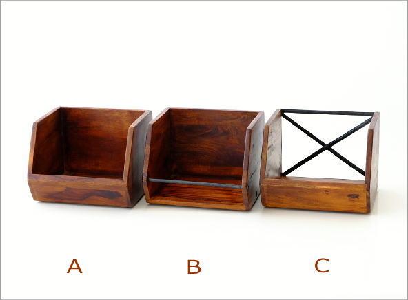 シーシャムウッド スタッキングボックス 3タイプ(7)