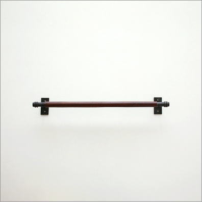 ウッドバーのタオルハンガー B(4)