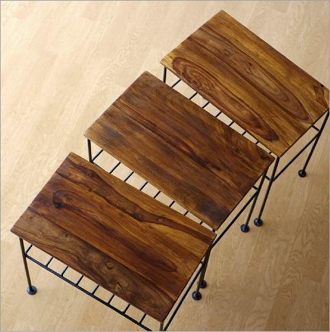 シーシャムサイドテーブル A(3)