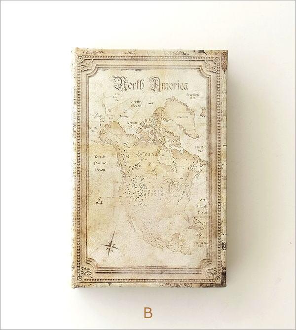 ブックボックス マップ2タイプ(6)