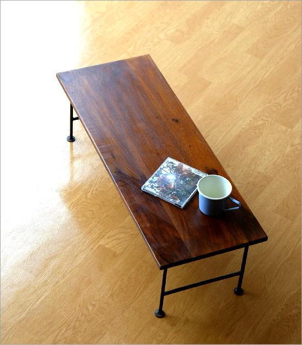 シーシャムウッドベンチ&テーブル(1)