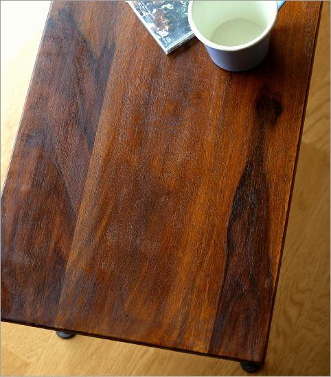 シーシャムウッドベンチ&テーブル(2)