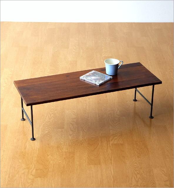 シーシャムウッドベンチ&テーブル(4)