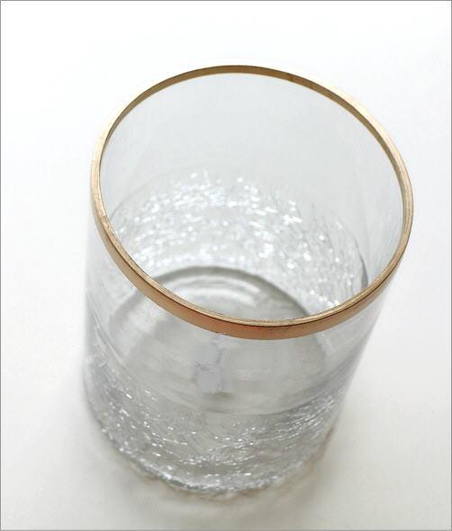 インドの手づくりガラスベース A(2)