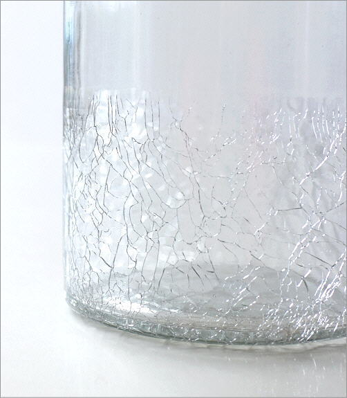 インドの手づくりガラスベース A(3)